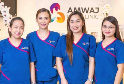 Amwaj Signature Facial Treatment:  Could This Be One Of Dubai's Best Facials?