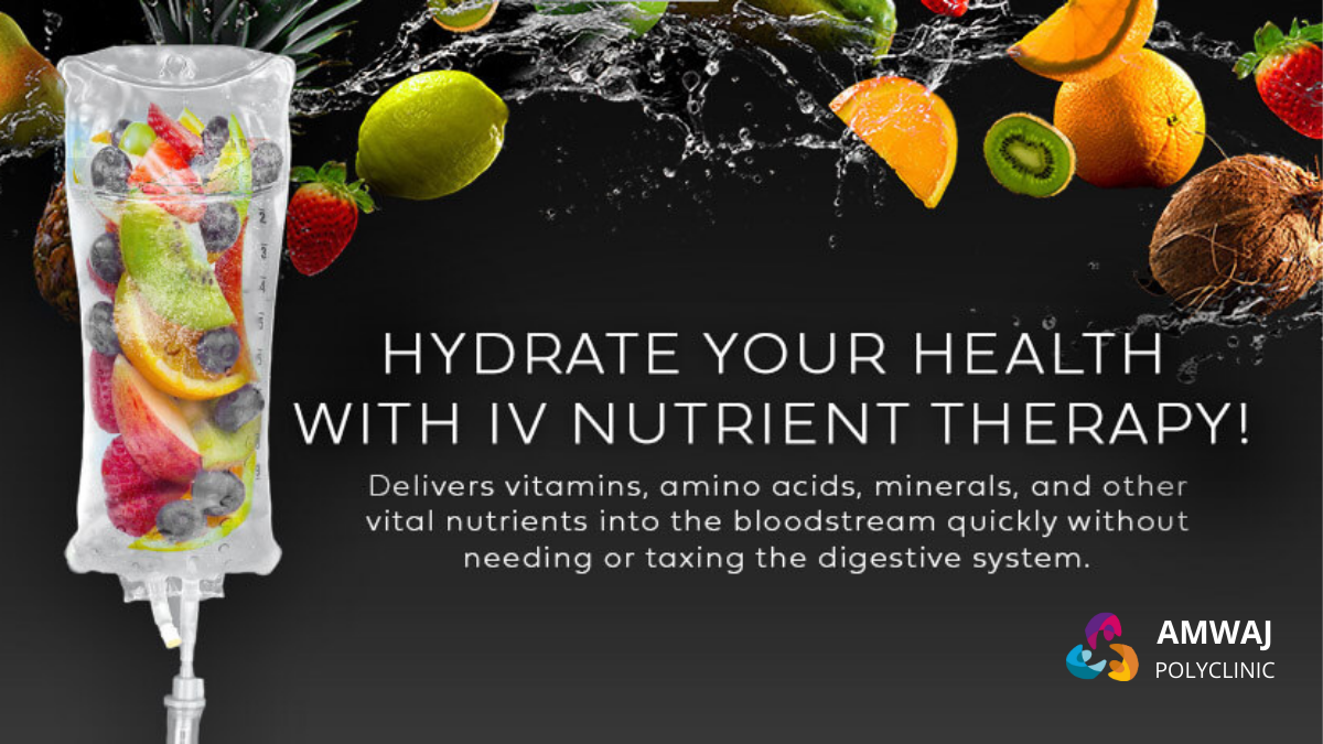 Detoxify & Improve Health - Best IV Drip Therapy Near You